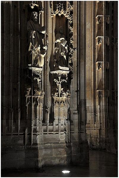 Église catholique Saint-Maclou by ZenTony