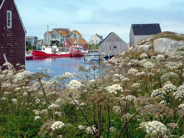 Peggys Cove. Nova Scotia by Don20