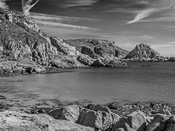 Portelet Bay by Bore07TM