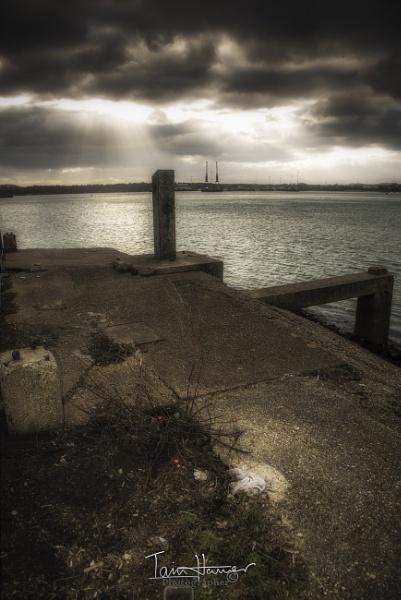 Marchwood Military port by IainHamer