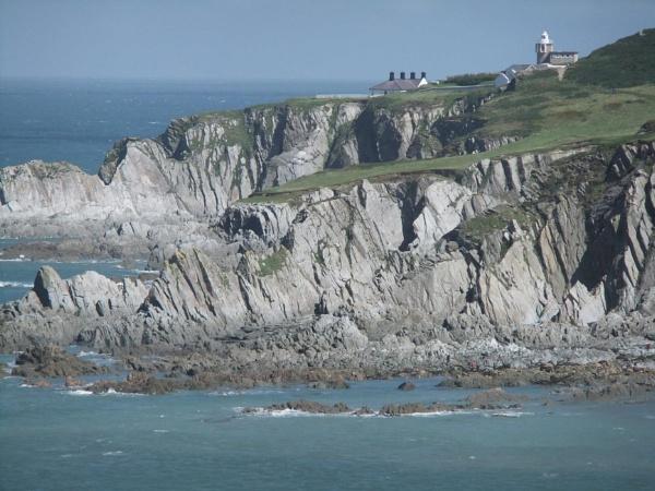 Bull Point Lighthouse Devon by topcatj
