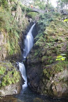 Aria Force Waterfall. Ullswater.