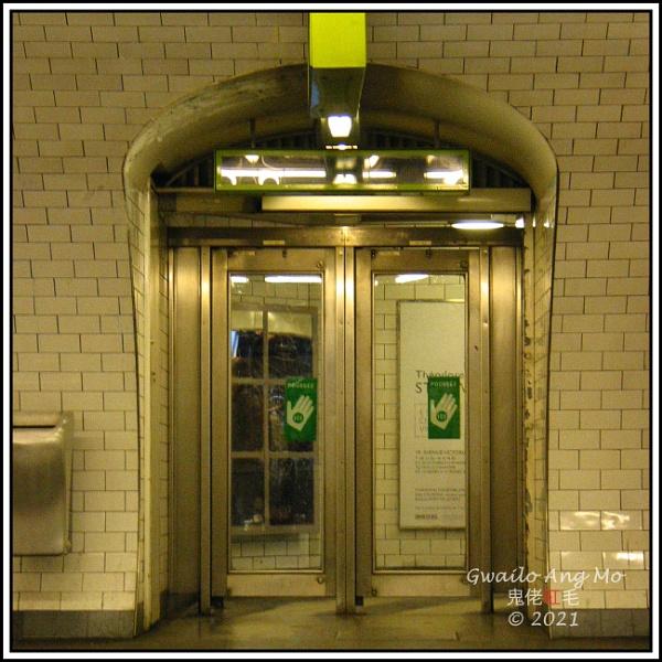 La Gare Saint-Paul by GwailoAngMo
