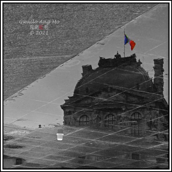 Tricolore inversé by GwailoAngMo