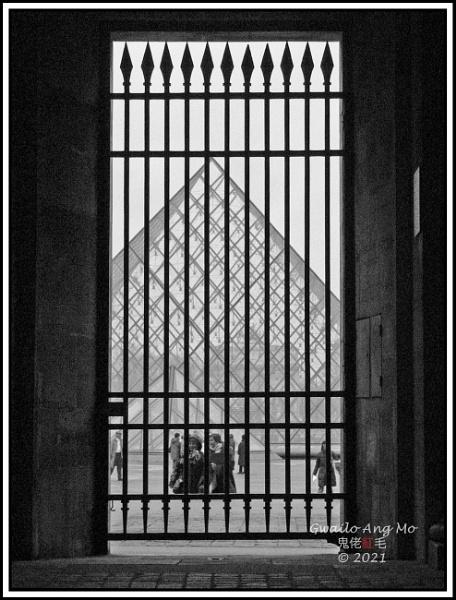 Pyramide by GwailoAngMo