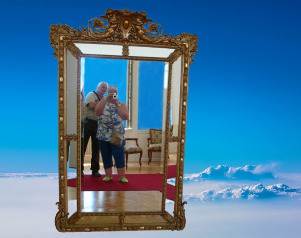 miracle mirror by elousteve