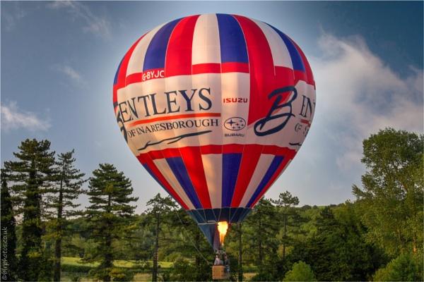 Hot Air Balloon by blrphotos