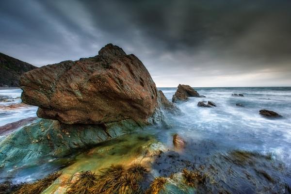 Snail Rock by chris-p