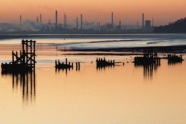 Sunrise at Eastham by PhilAJ