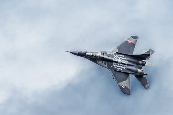 Fighter Jet by Ray_Seagrove