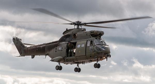 Westland SA330 HC Mk1 by ww2spitfire