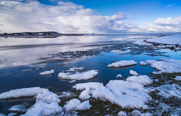 Spey ice by Dallachy
