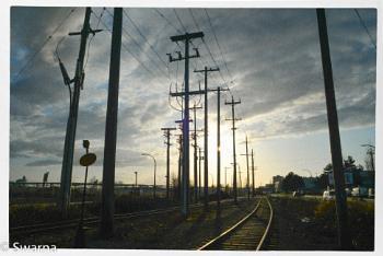 Lost Railroad...