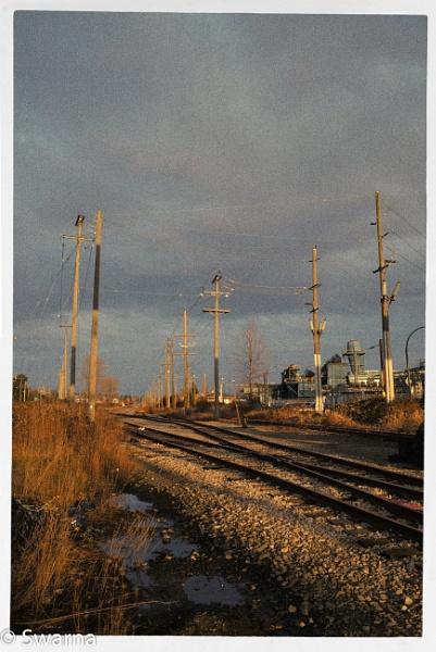 Lost Railroads II ... by Swarnadip