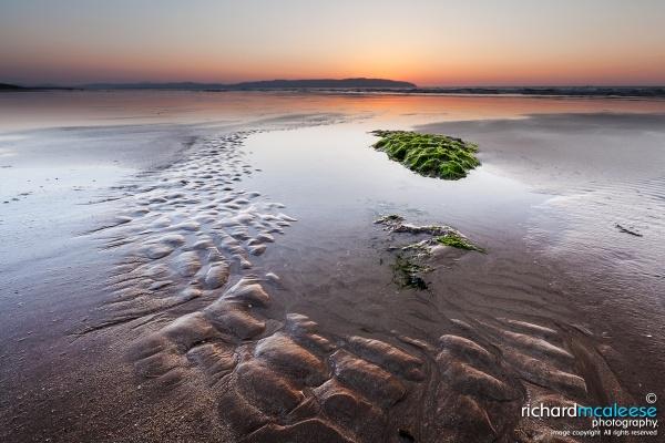 Downhill Beach by RichMac