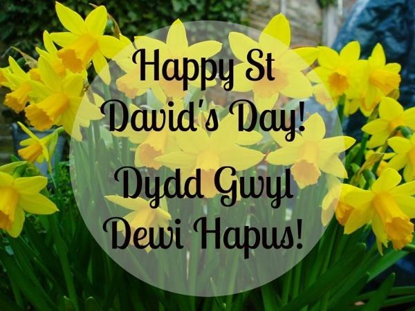 Happy St Davids Day by carol01