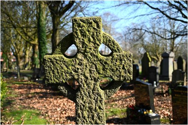 Celtic Cross by johnriley1uk