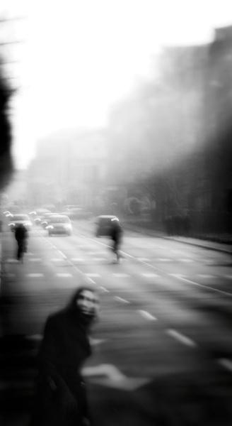 Daily Street XVII by MileJanjic