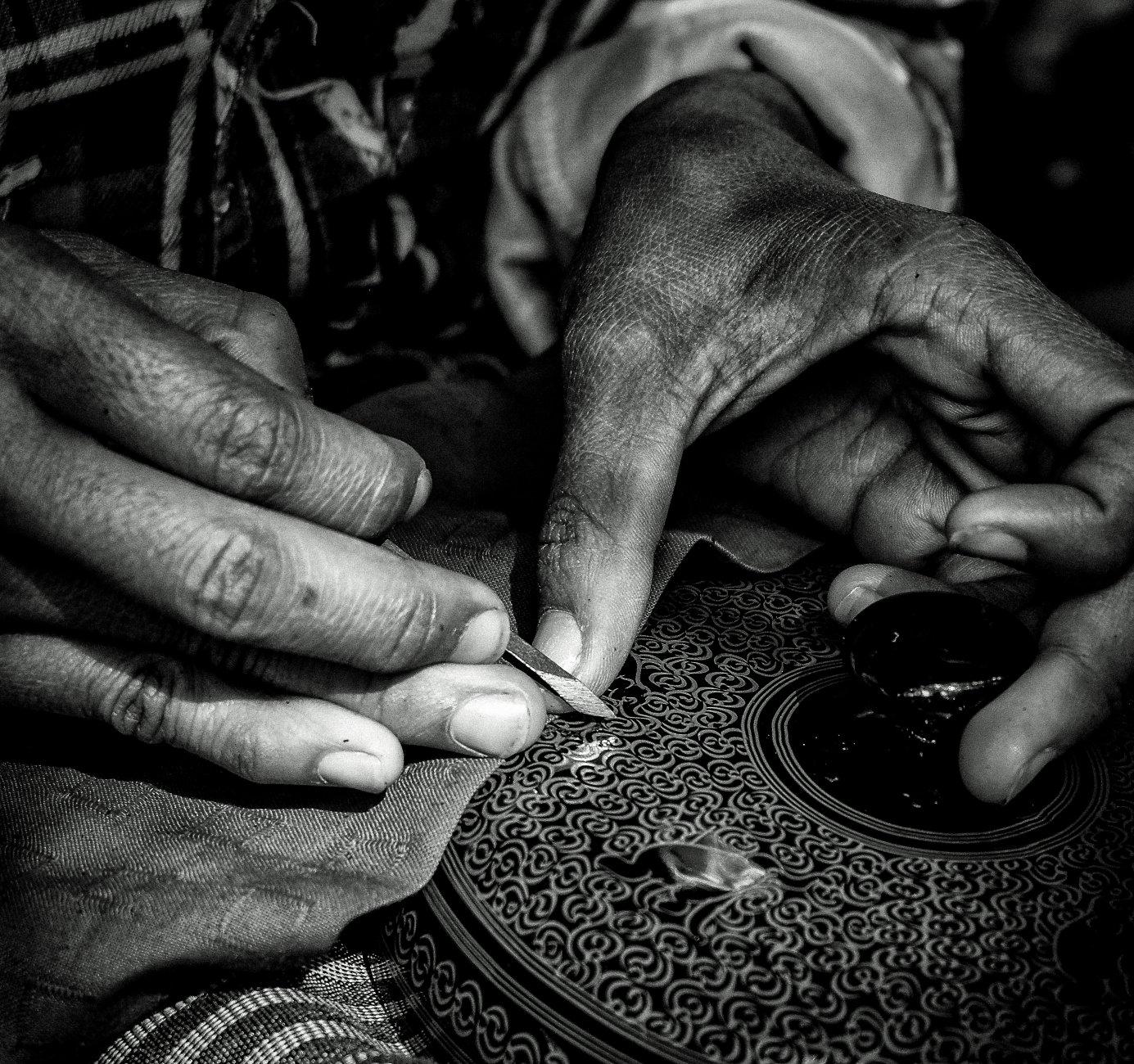 Skilled Hands