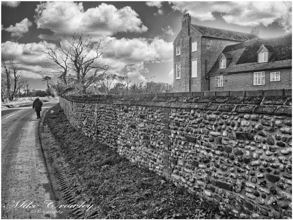 Flint Wall by mikecrowley