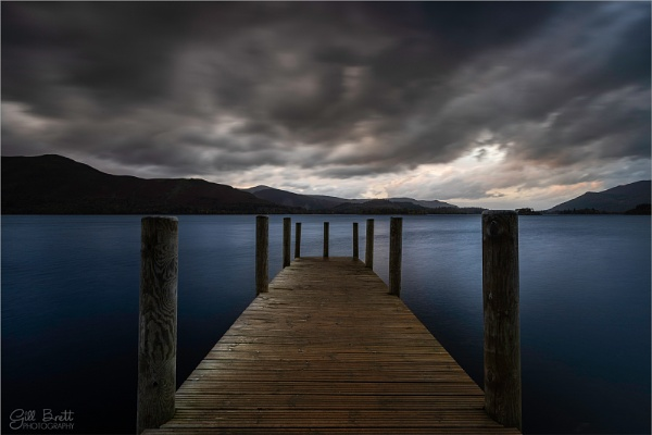 Ashness Jetty by GillyB