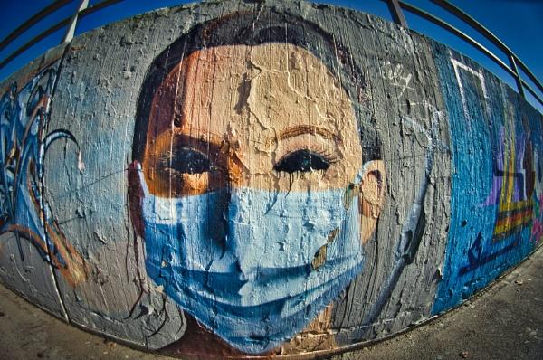 Covid mask by icipix