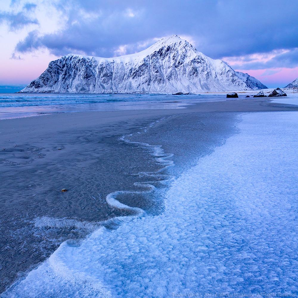 Frozen Wave