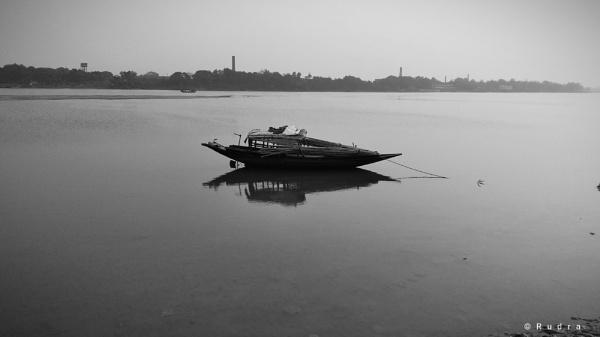 Alone by Rudranath