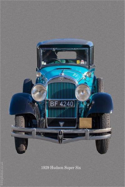 1929 Hudson Super Six by blrphotos