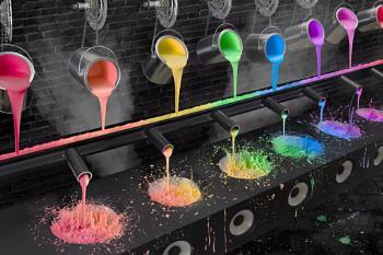 Paint Splatter Factory