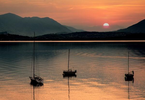 Lake Garda, Italy. by sandwedge