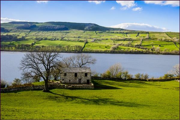 Lake Semerwater North Yorkshire by tommyegan