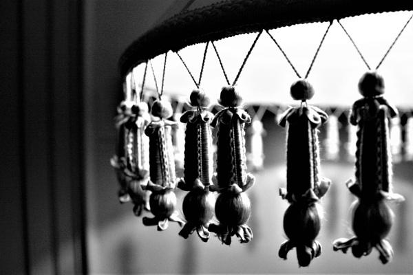 Lamp shade by helenlinda