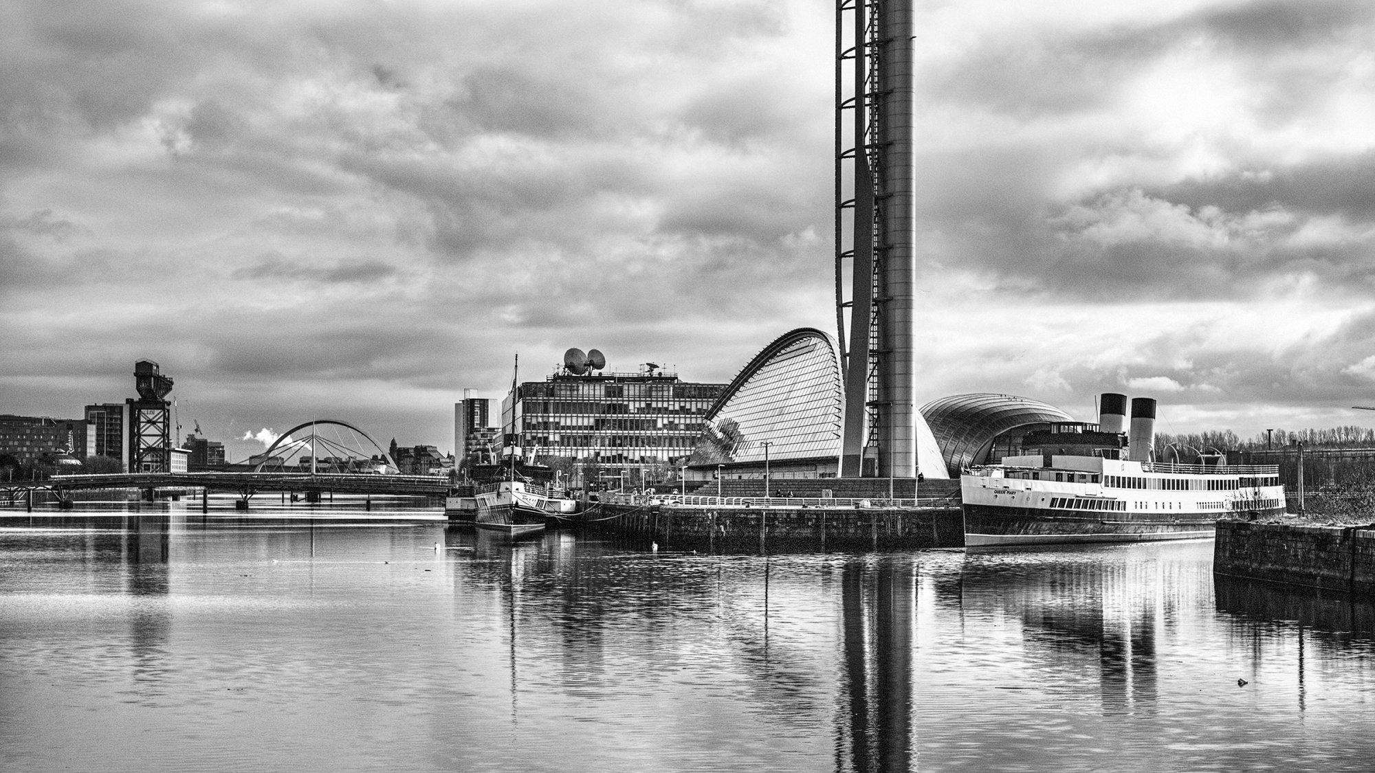 Glasgow Docks