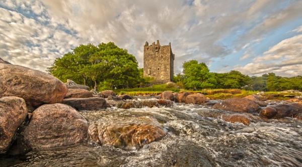 Highland stream by esoxlucius
