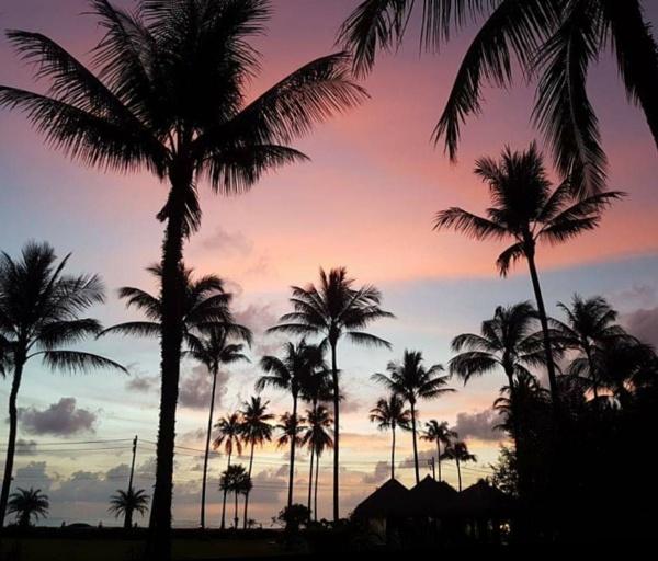 Serene sunset by Joy_Novello