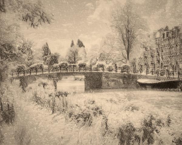 Winter In Holland by sweetpea62