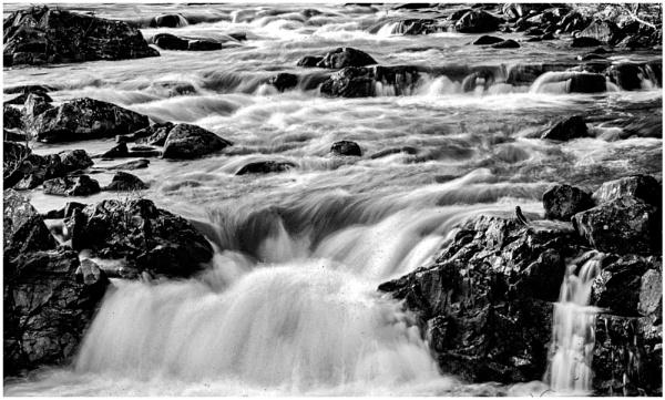 Falls of Lochay by mac