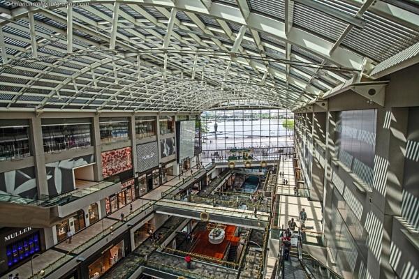 Marina Bay Sands , Shopping Mall, Singapore by brian17302