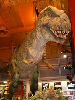 Dinosaur Jurassic Park