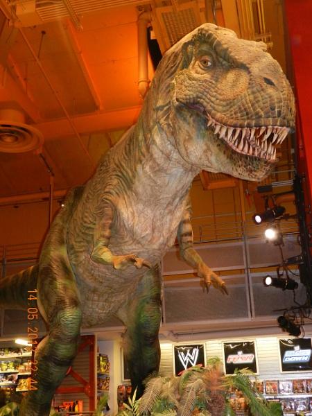 Dinosaur Jurassic Park by carol01