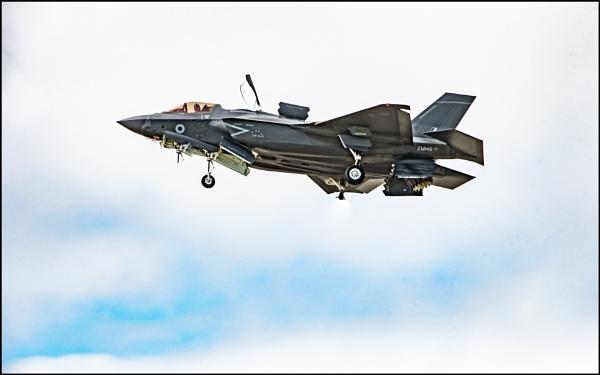 RAF F 35B Lightning 11 by jimobee