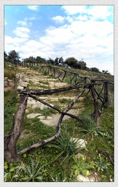 Stairway to nature by nklakor