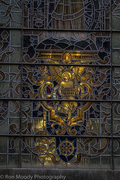 Church Window by RonDM