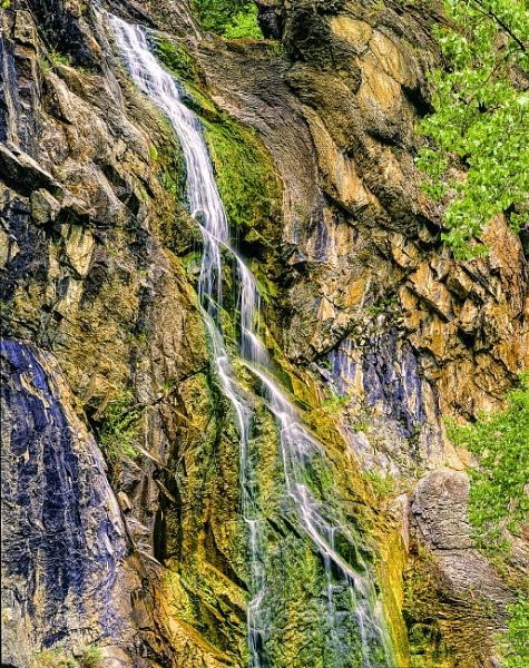 Bridal Veil Falls by fotolooney