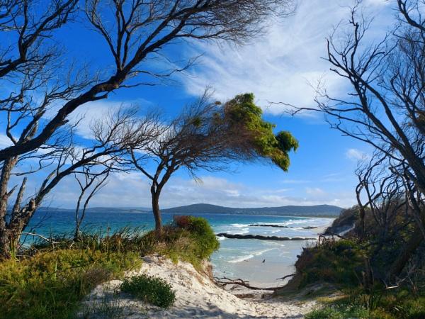 Beach by littleflea