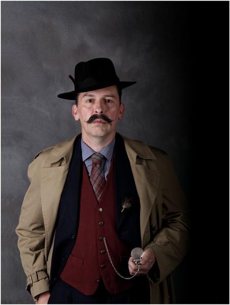 Sherlock Holmes! by Jas2