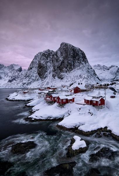 Lofoten in winter by edrhodes