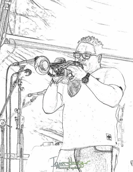 Trumpeter by IainHamer