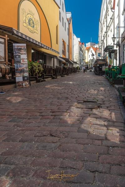Tallinn cobbles by IainHamer